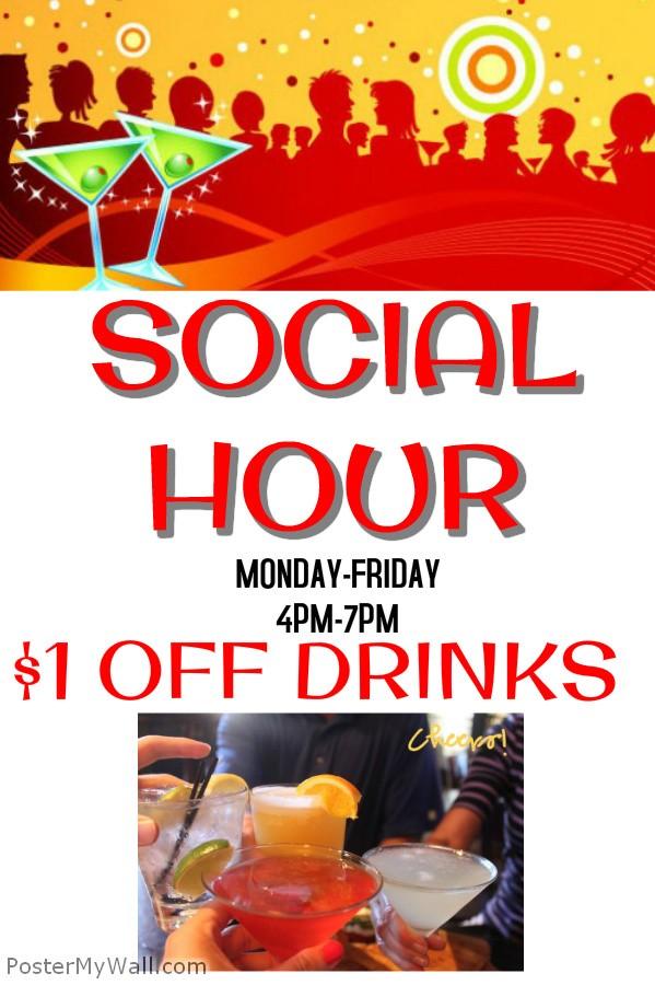 Bay Shore Special Social Hour