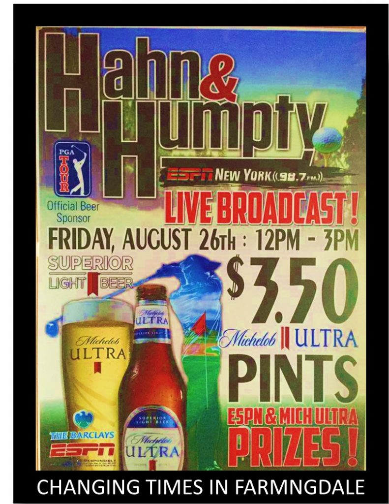 Hahn and Humpty Live