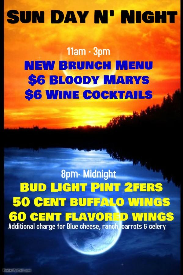 Bay Shore Special Sunday