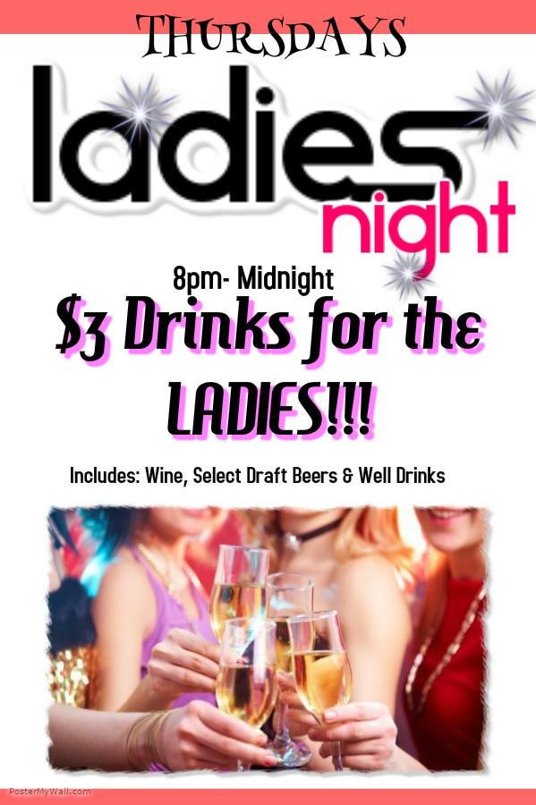 Bay Shore Special Ladies Night